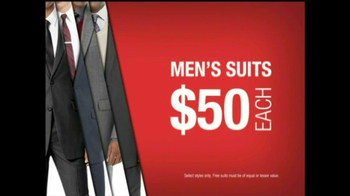 K&G Fashion Superstore Holiday Deals TV Spot, 'Buy 1 Get 3 Free' - Thumbnail 3