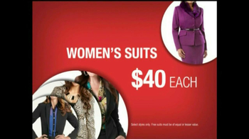 K&G Fashion Superstore Holiday Deals TV Spot, 'Buy 1 Get 3 Free'