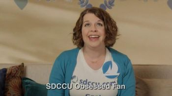 San Diego County Credit Union (SDCCU) TV Spot, 'High Five'  - 4 commercial airings