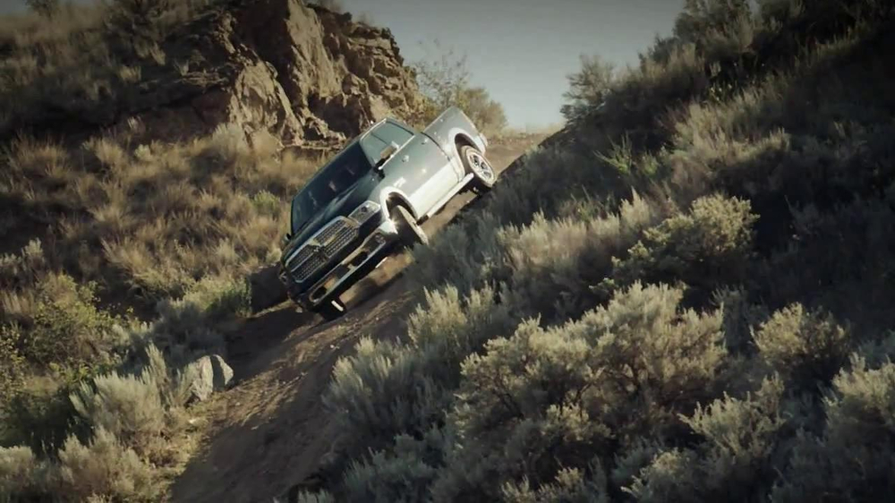 2013 Ram 1500 TV Commercial, 'Landslide'