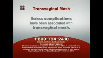 Sokolove Law TV Spot, 'Transvaginal Mesh' - Thumbnail 3