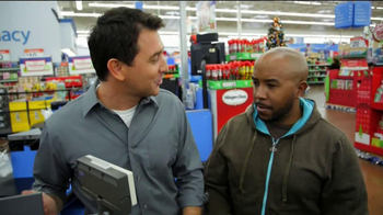 Walmart TV Spot 'Mitch: Last-Minute Buys'