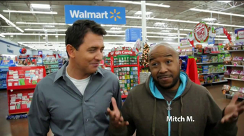 Walmart TV Spot 'Mitch: Last-Minute Buys'  - Thumbnail 3