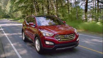 2013 Hyundai Santa Fe TV Spot, 'Pass it On' - Thumbnail 10