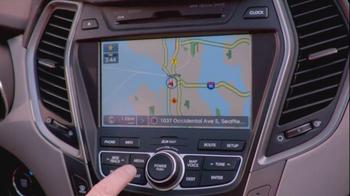 2013 Hyundai Santa Fe TV Spot, 'Pass it On' - Thumbnail 4