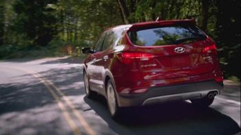 2013 Hyundai Santa Fe TV Spot, 'Pass it On' - Thumbnail 8