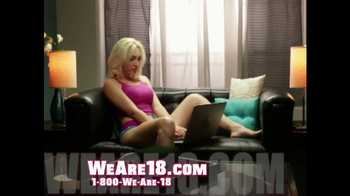 We Are 18 TV Spot, 'Like What You See' - Thumbnail 3