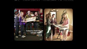 Guitar Center TV Spot, 'Portable Grand Piano, Harmonicas'