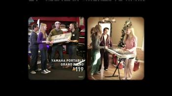 Guitar Center TV Spot, 'Portable Grand Piano, Harmonicas' - 93 commercial airings