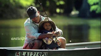 Louisiana Office of Tourism TV Spot, 'Fishing'
