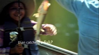 Louisiana Office of Tourism TV Spot, 'Fishing' - Thumbnail 7