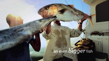 Louisiana Office of Tourism TV Spot, 'Fishing' - Thumbnail 8