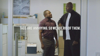 Hanes TV Spot 'Office' Featuring Michael Jordan - Thumbnail 9