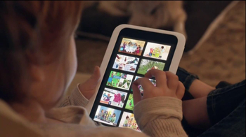 Nook HD TV Spot, 'Scrapbooking' - Thumbnail 7