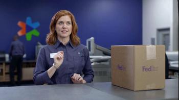 FedEx Office TV Spot, 'A Santa to Boot' - Thumbnail 6