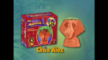 Chia Pet TV Spot, 'Gnome, Hello Kitty and Madagascar' - Thumbnail 7
