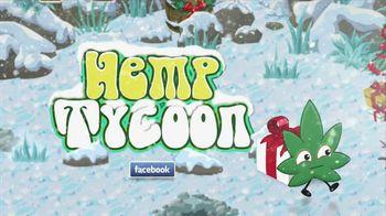 Hemp Tycoon TV Spot, 'Holiday Spirit'