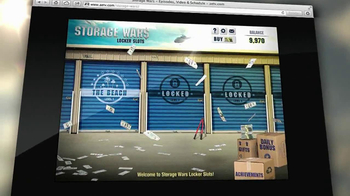 A&E Storage Wars Locker Slots TV Spot  - Thumbnail 5