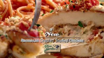 Olive Garden Parmesan Crusted Stuffed Chicken TV Spot - Thumbnail 3