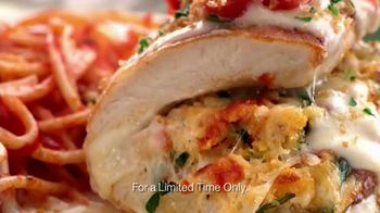 Olive Garden Parmesan Crusted Stuffed Chicken TV Spot - Thumbnail 4