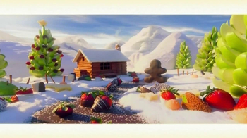 Edible Arrangements Holiday House Bouquet TV Spot - Thumbnail 2