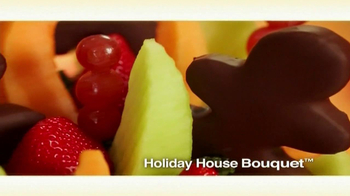 Edible Arrangements Holiday House Bouquet TV Spot - Thumbnail 5