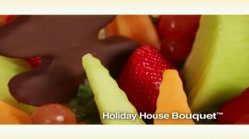 Edible Arrangements Holiday House Bouquet TV Spot - Thumbnail 6