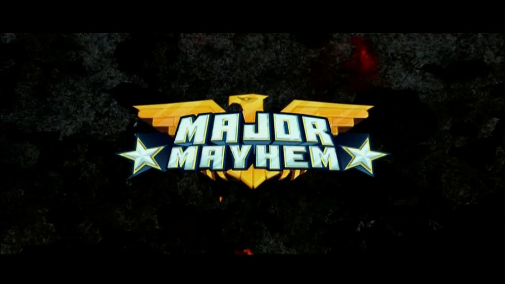 Major Mayhem TV Commercial, 'The Mission Seems Impossible'