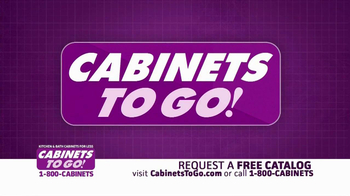 Cabinets To Go TV Spot, 'Inventory Time' - Thumbnail 1