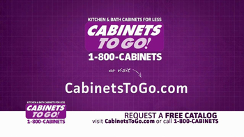 Cabinets To Go TV Spot, 'Inventory Time' - Thumbnail 7