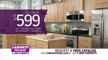 Cabinets To Go TV Spot, 'Inventory Time' - Thumbnail 6