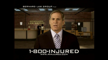Bernard Law Group TV Spot, 'Reason 4' - Thumbnail 5