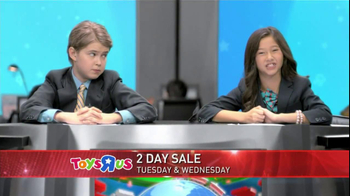 Toys R Us Update TV Spot, '2-Day Sale: LEGO' - Thumbnail 1