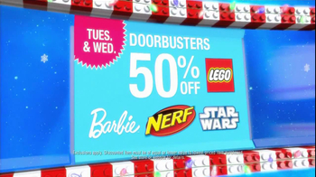 Toys R Us Update TV Spot, '2-Day Sale: LEGO' - Thumbnail 3