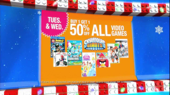 Toys R Us Update TV Spot, '2-Day Sale: LEGO' - Thumbnail 4