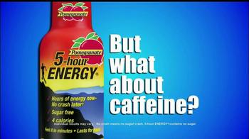 5 Hour Energy TV Spot, 'Caffeine' - Thumbnail 1