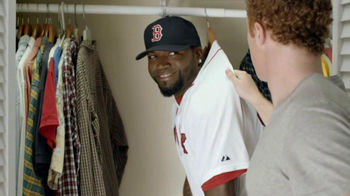 Majestic Athletic TV Spot Featuring David Ortiz,  Jose Bautista