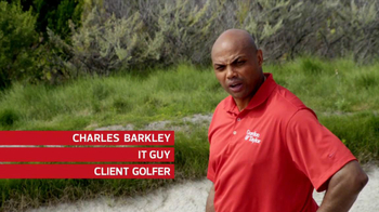 CDW TV Spot, 'Work Anywhere' Featuring Charles Barkley - 23 commercial airings