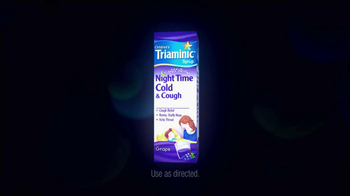 Triaminic Night Time Cold & Cough TV Spot, 'Can't Sleep' - Thumbnail 6
