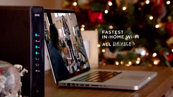 XFINITY TV, Internet and Voice TV Spot, 'Holiday Gift' - 9 commercial airings