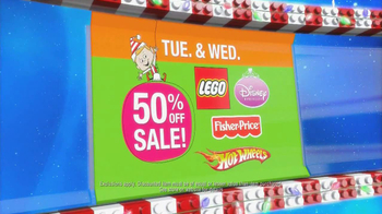 Toys R Us Update TV Spot, 'Huge Announcement' - Thumbnail 5