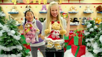 Build-A-Bear Workshop TV Spot, 'Bear Bucks Gift Cards' - Thumbnail 3