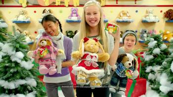 Build-A-Bear Workshop TV Spot, 'Bear Bucks Gift Cards' - Thumbnail 4