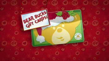 Build-A-Bear Workshop TV Spot, 'Bear Bucks Gift Cards' - Thumbnail 6