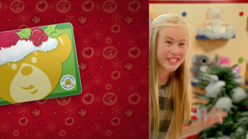 Build-A-Bear Workshop TV Spot, 'Bear Bucks Gift Cards' - Thumbnail 7