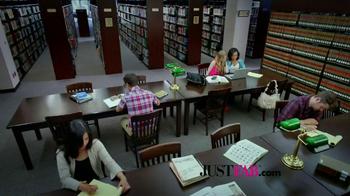 JustFab.com TV Spot, 'Library'  - Thumbnail 1