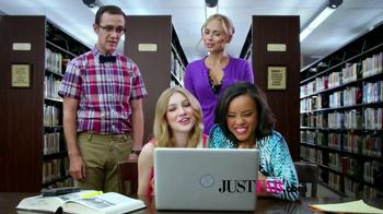 JustFab.com TV Spot, 'Library'  - Thumbnail 8
