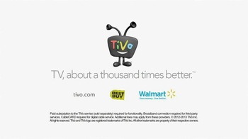 TiVo Stream TV Spot Featuring Tim Tebow - Thumbnail 10