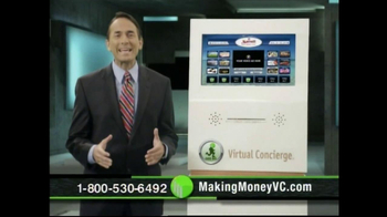 Virtual Concierge TV Spot, 'Make More Money' - Thumbnail 9