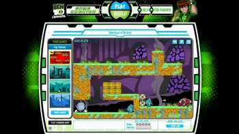Cartoon Network Web Check TV Spot, 'Ben 10 Game Creator' - Thumbnail 3